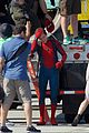 tom holland spider man costume first look set 28