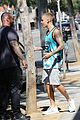 justin bieber lunch ralphs west hollywood 05