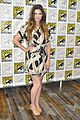 peyton list riley smith frequency 2016 comic con 02