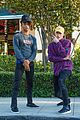 jaden smith harry hudson get silly for cameras 25