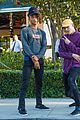 jaden smith harry hudson get silly for cameras 27