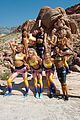 miss teen usa red rock yoga athleisure outing 27