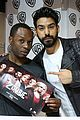 rose mciver aly michalka izombie cast signing panel comic con 13