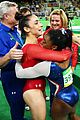 aly raisman silver all around simone biles gold medal pics 03