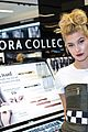 hailey baldwin sephora shop justine skye second bday party 19