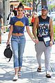 taylor hill hangs with boyfriend michael stephen shank after returning from paris 20