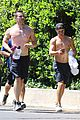 derek hough shirtless julianne move walk canyon 10