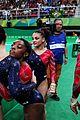 womens gymnastics team dominated qualify round rio olympics 14