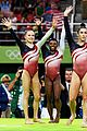 usa womens gymnastics team wins gold medal at rio olympics 2016 07