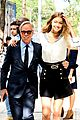 gigi hadid tommy hilfiger view gma amazon appearances nyfw 23