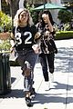 kylie jenner and tyga have a casual pizza date at the mall 11