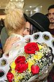 pixie lott almost cries with happiness at brazil airport 03