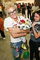 pixie lott almost cries with happiness at brazil airport 31