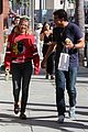 sofia richie dad lionel walk talk los angeles 07