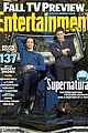 supernatural ew cover season 12 01