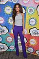 zendaya curly hair goals essence block party 10