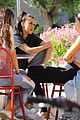 madison beer lunch with friends in la 13