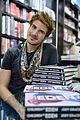joey graceffa children eden book bestseller list signing 01