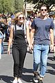 olivia holt status update co stars disneyland 02