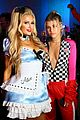 sofia richie josh hutcherson attend treats mag halloween party 12