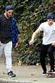 brooklyn beckham shares one legged squat workout video 11