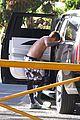 justin bieber goes shirtless for afternoon jog 36