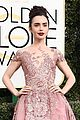 lily collins golden globes 2017 09