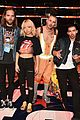 joe jonas and dnce sit courtside at nba all star saturday night 04
