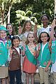 mckenna grace becomes girl scout 02
