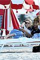 jaden smith new girlfriend odessa adlon show off major pda on beach 07