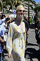 elle fanning out cannes special pjs 01