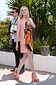elle fanning bottom gucci dress cannes talk premiere 01