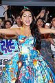 isabela moner transformers china optimus prime dress 10