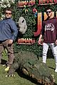 jack black nick jonas face off during jumanji promo 05