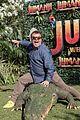 jack black nick jonas face off during jumanji promo 10