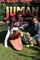 jack black nick jonas face off during jumanji promo 11