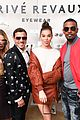 hailee steinfeld ashley benson and jamie foxx launch new eyewear line 27