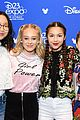 bizaardvark cast d23 expo meet greet fans 08