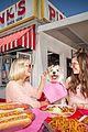 natasha bure bella giannulli hot dog day happy dog 05