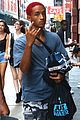 jaden smith shows off red hair nyc 03