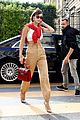 kendall jenner joins bella hadid in paris for fashion week05