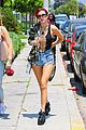 bella thorne leaves little to the imagination in plunging 34