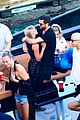 scott disick and sofia richie flaunt pda on a boat with friends2 09