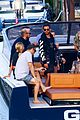 scott disick and sofia richie flaunt pda on a boat with friends2 17