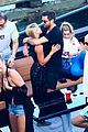 scott disick and sofia richie flaunt pda on a boat with friends2 45