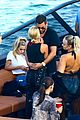 scott disick and sofia richie flaunt pda on a boat with friends2 46