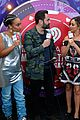 little mix play with puppies at iheartradio music festival 05