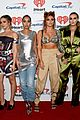 little mix play with puppies at iheartradio music festival 06