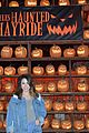 these celebs got spooked on the la haunted hayride 11