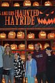 these celebs got spooked on the la haunted hayride 13